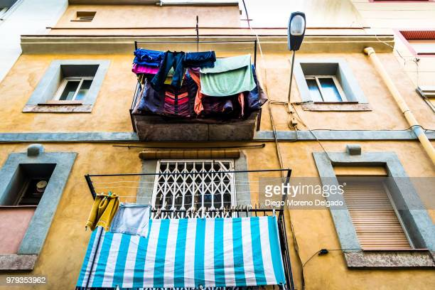 Ropa tendida - Hanging clothes