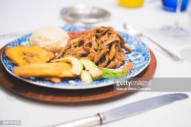 ropa vieja - cuban culture stock pictures, royalty-free photos & images