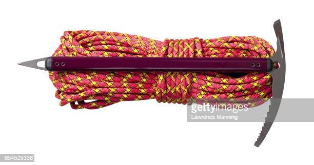 Rope and Ice Axe