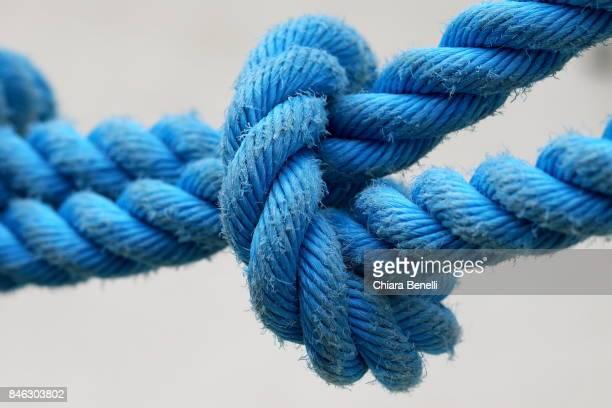 Rope blue
