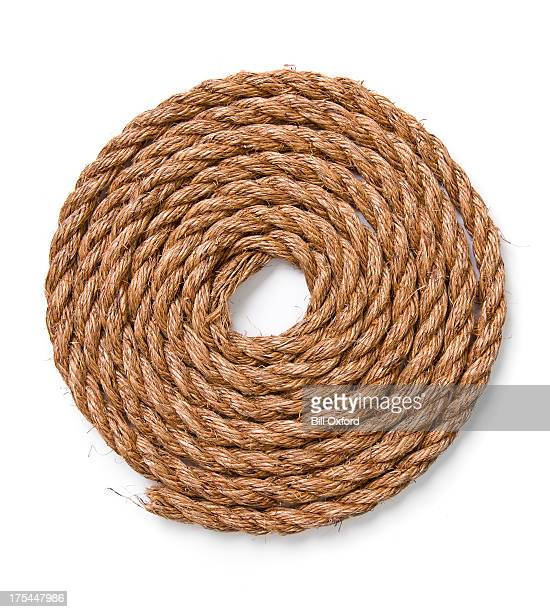Rope in a circle