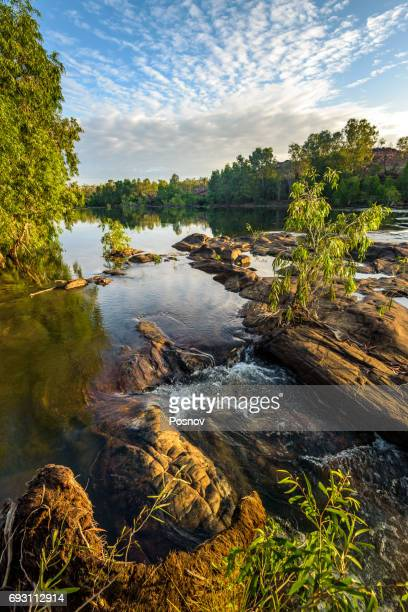 roper river - northern territory australia stock photos and pictures