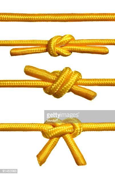 ロープの結び目