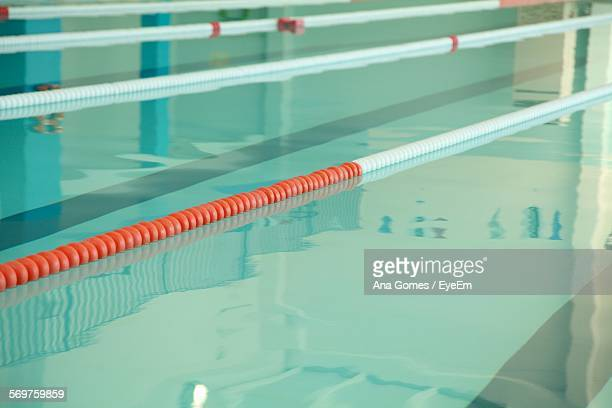 ropes on swimming pool - length stock pictures, royalty-free photos & images