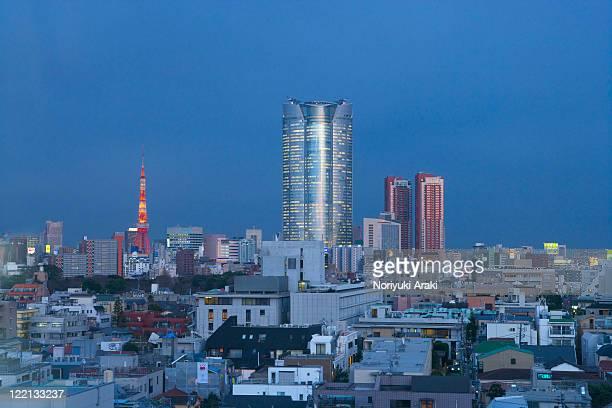 Roppongi hills mori tower, Tokyo