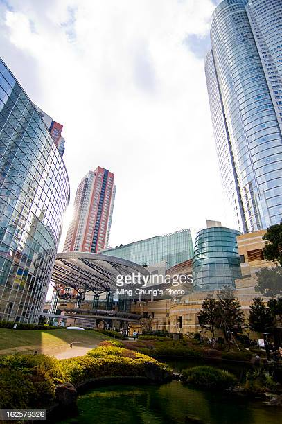 roppongi hills - roppongi hills stock pictures, royalty-free photos & images