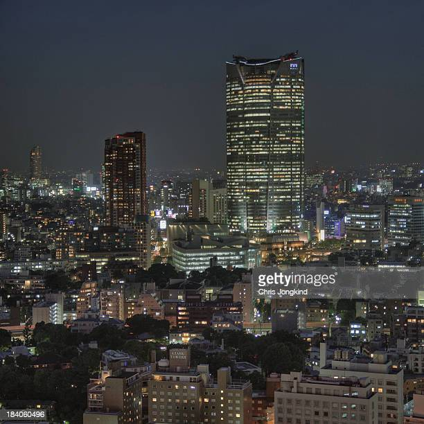 roppongi hills, tokyo - roppongi hills stock pictures, royalty-free photos & images