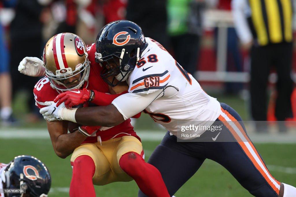 Chicago Bears v San Francisco 49ers : News Photo