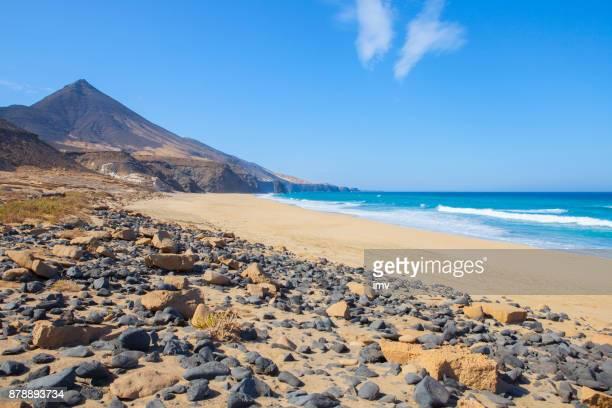 Roque del Moro - Fuerteventura geologische Sehenswürdigkeit