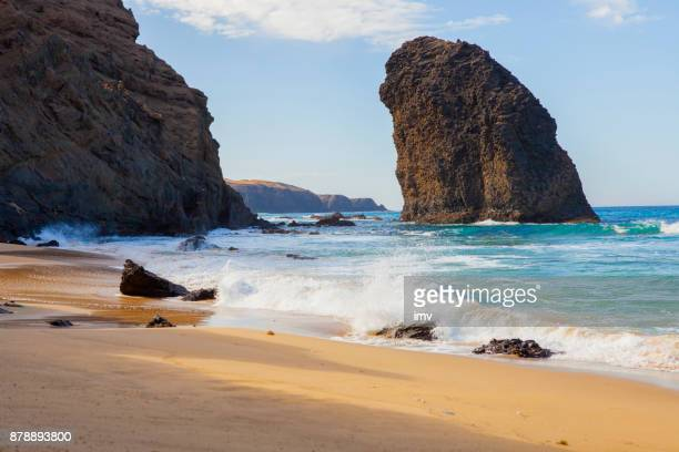 Roque del Moro - Fuerteventura geological landmark