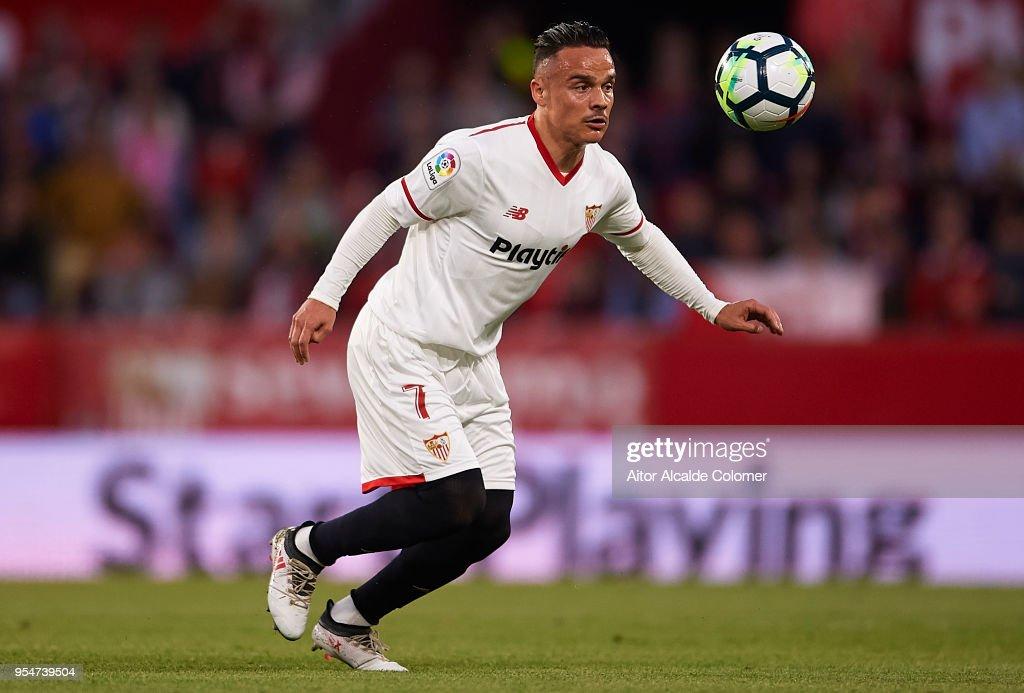 Sevilla v Real Sociedad - La Liga