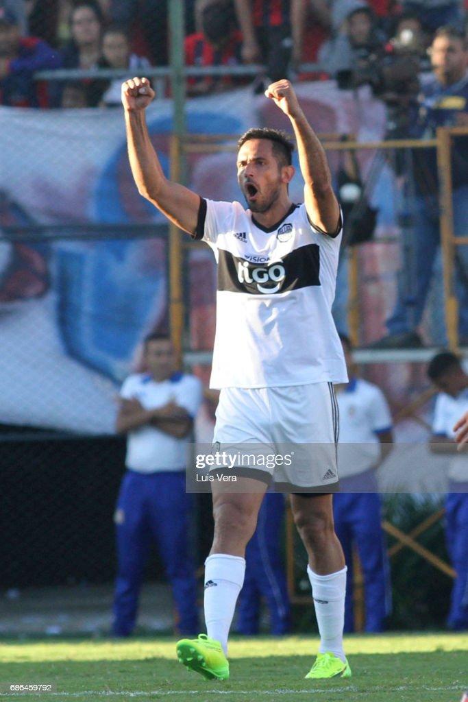 Olimpia v Cerro Porteno - Torneo Apertura 2017