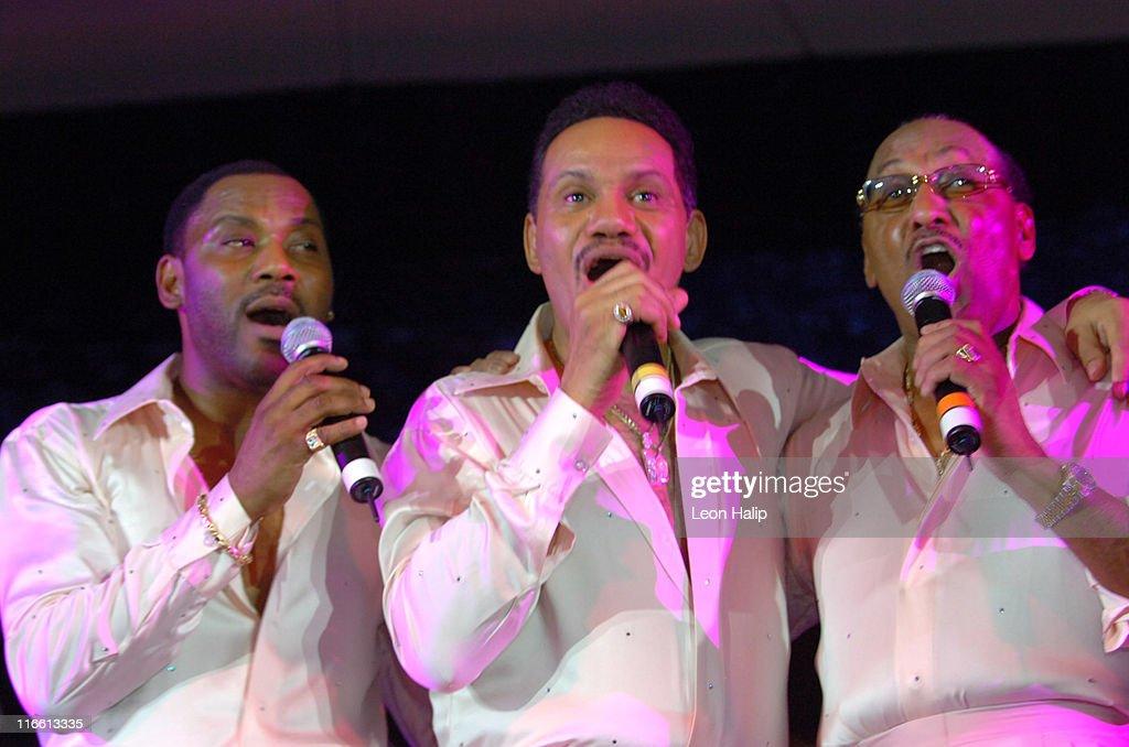 Super Bowl XL - Pre-SuperBowl Event for Euro RSCG - Motown Music Fest -