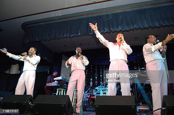 Roquel Payton Theo Peoples Ronnie McNeir and Abdul Duke Fakir of The Four Tops