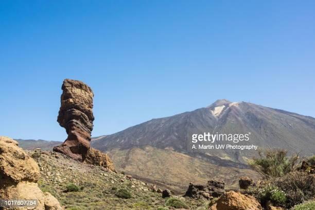 Roques de Garcia at Teide National Park, Tenerife (Spain)
