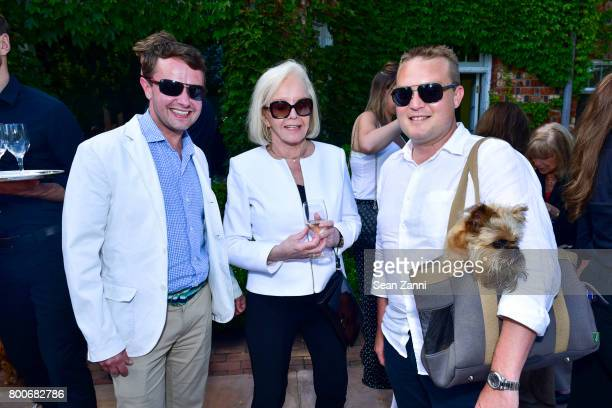Roric Tobin Marge Gelbin Justin Concannon and Gretchen attend Maison Gerard Presents Marino di Teana A Lifetime of Passion and Expression at Michael...