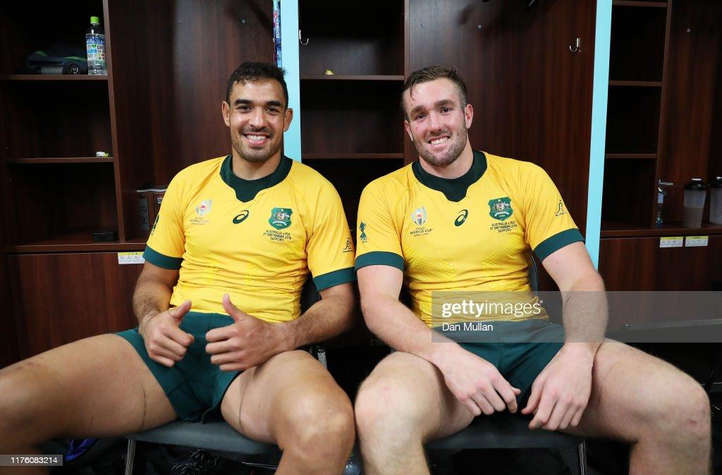 Australia v Fiji - Rugby World Cup 2019: Group D : News Photo