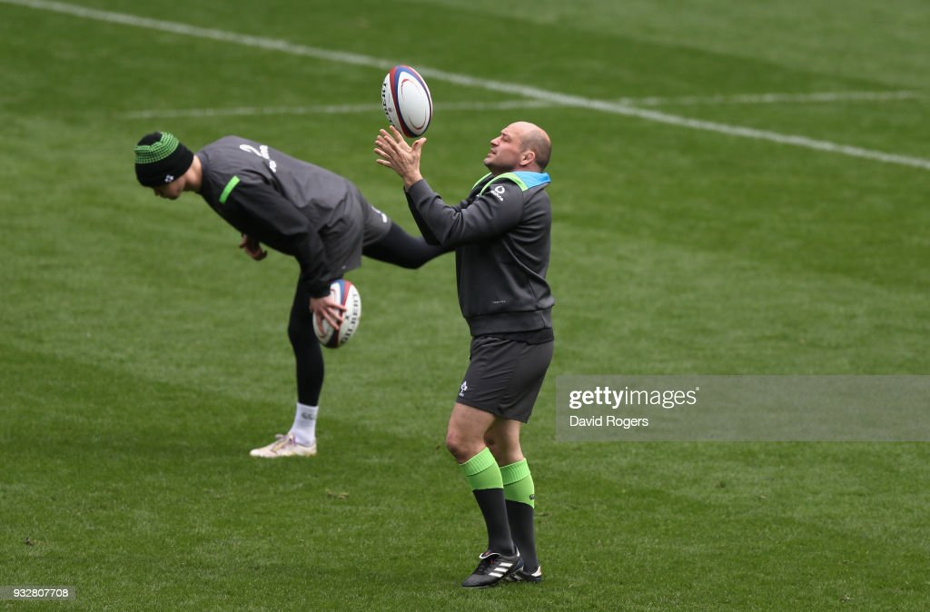 Ireland Captain's Run