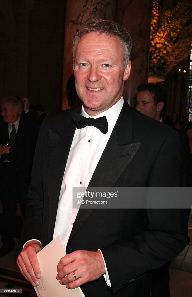 Rory Bremner attends the F1 Party In Aid Of Great Ormond Street at Victoria & Albert Museum on June 17, 2009 in London, England.
