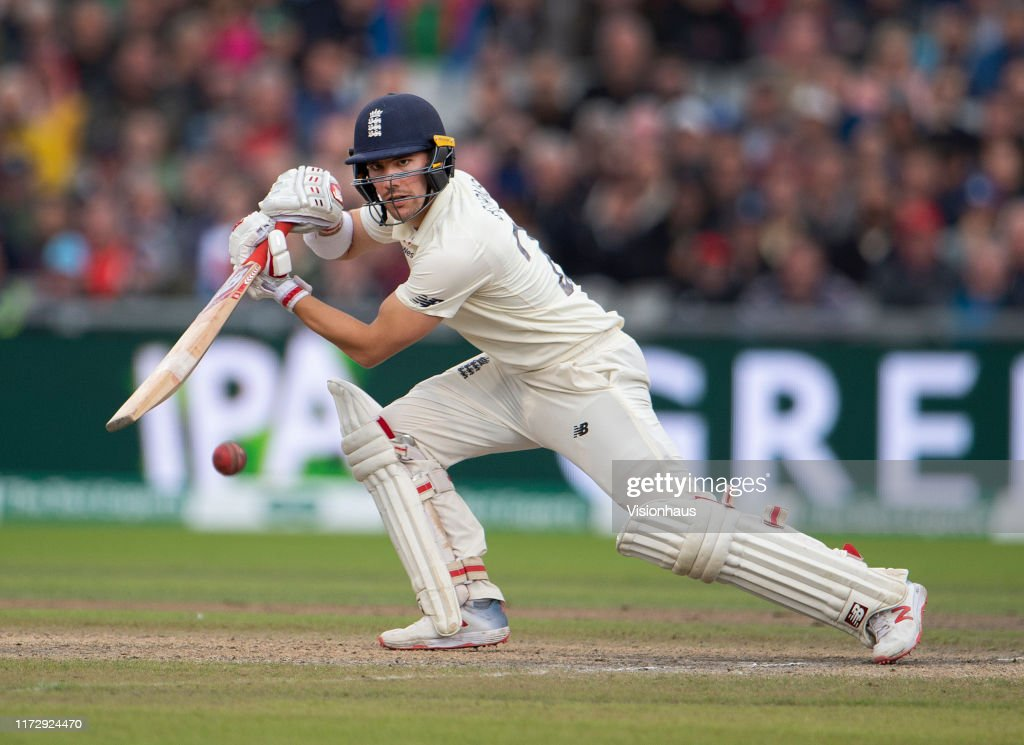 England v Australia - 4th Specsavers Ashes Test: Day Three : News Photo