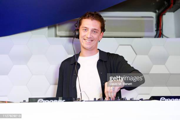 Rory Cottam attends the launch of The House Of Peroni on February 26 2019 in London England