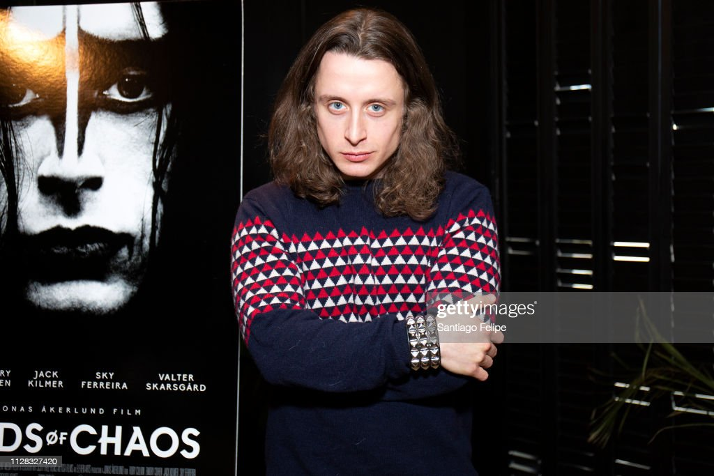 """Lords Of Chaos"" Press Day : News Photo"