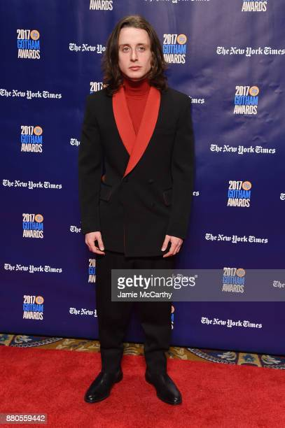 Rory Culkin attends the 2017 IFP Gotham Awards at Cipriani Wall Street on November 27 2017 in New York City