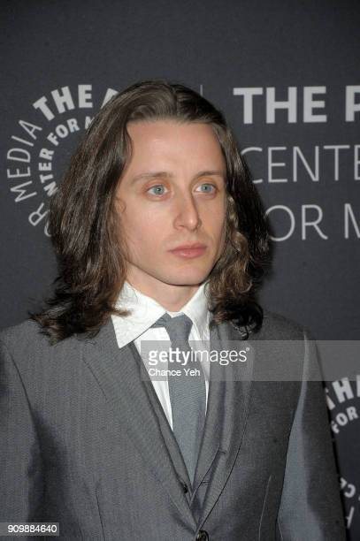 Rory Culkin attends 'Waco' world premiere screening at The Paley Center for Media on January 24 2018 in New York City