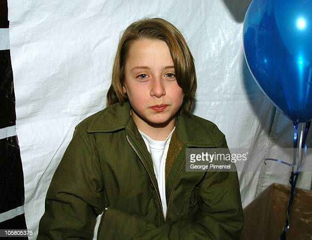 Rory Culkin during 2004 Park City Xbox Hosts 'Saved' AfterParty at 1167 Woodside Ave in Park City Utah United States