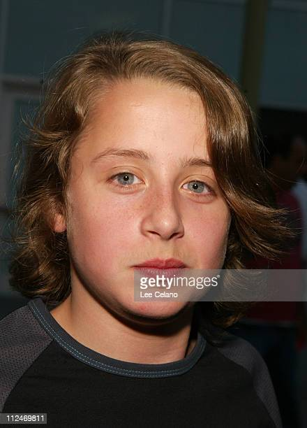 Rory Culkin during 'Mean Creek' Los Angeles Premiere Red Carpet at ArcLight Cinemas in Hollywood California United States