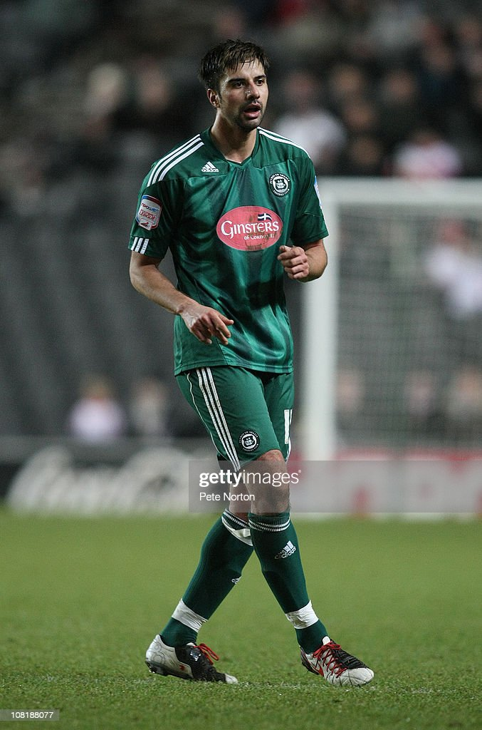 MK Dons v Plymouth Argyle - npower League One