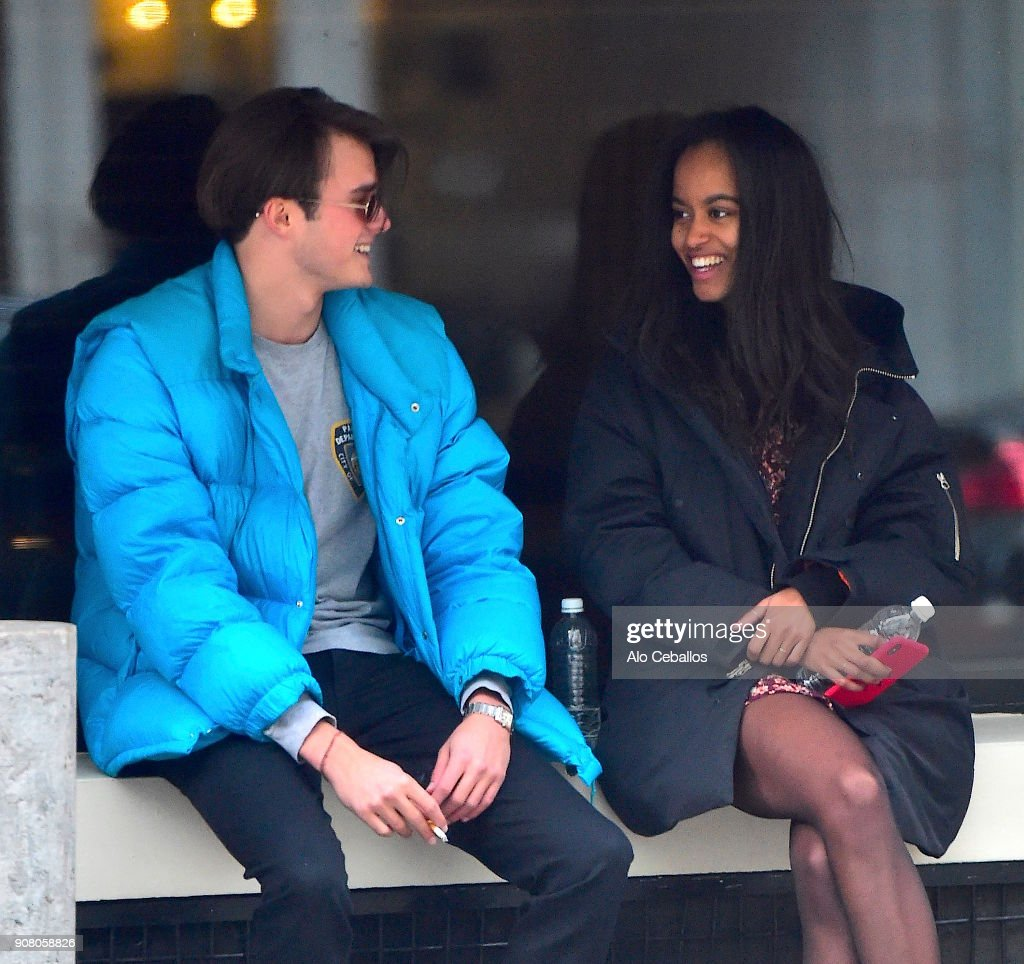Celebrity Sightings in New York City - January 20, 2018 : News Photo