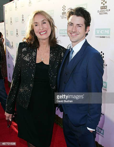 """Rory Flynn and Sean Flynn attend the 2015 TCM Classic Film Festival Opening Night Gala 50th anniversary screening of """"The Sound Of Music"""" at TCL..."""