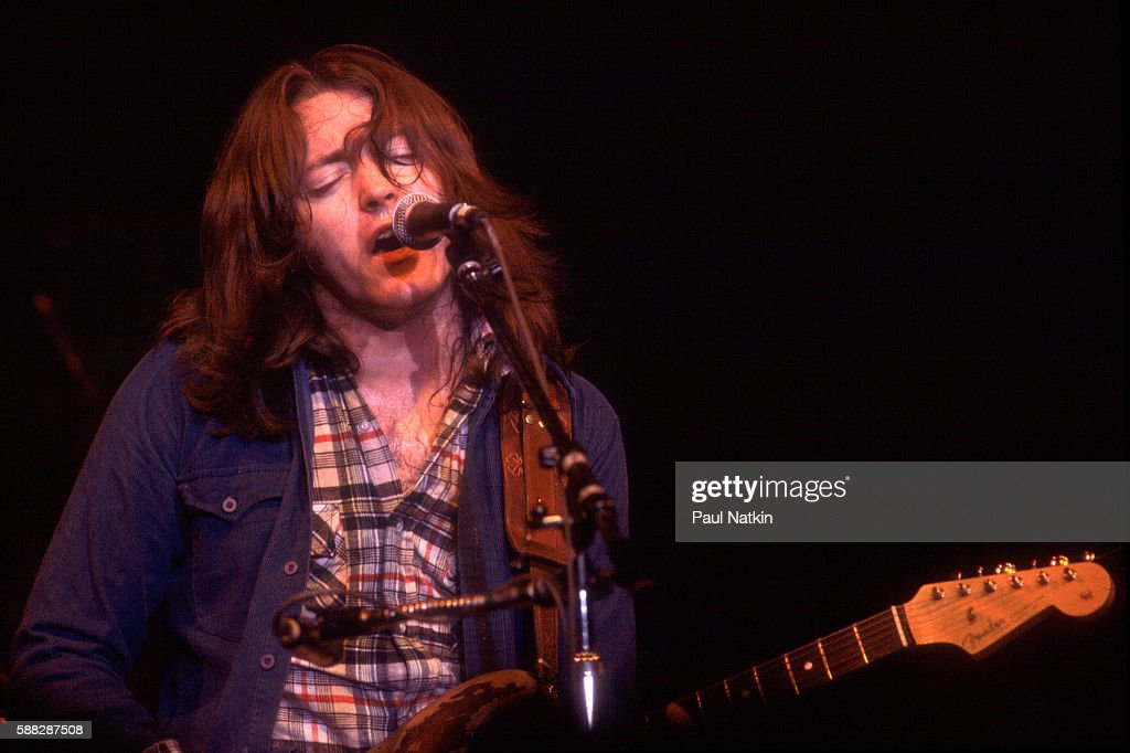 Rory Gallagher At The Park West : News Photo