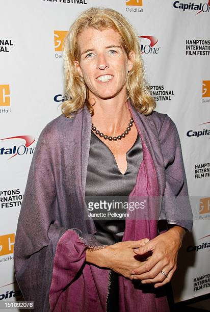 Rory Kennedy attends The Hamptons International Film Festival Presents ETHEL Sponsored By Capital One on August 31, 2012 in East Hampton, New York.