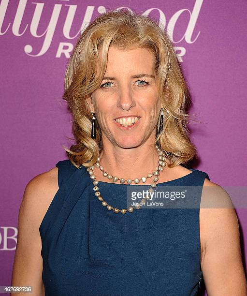 Rory Kennedy attends the Hollywood Reporter's 3rd annual Academy Awards nominees night at Spago on February 2 2015 in Beverly Hills California