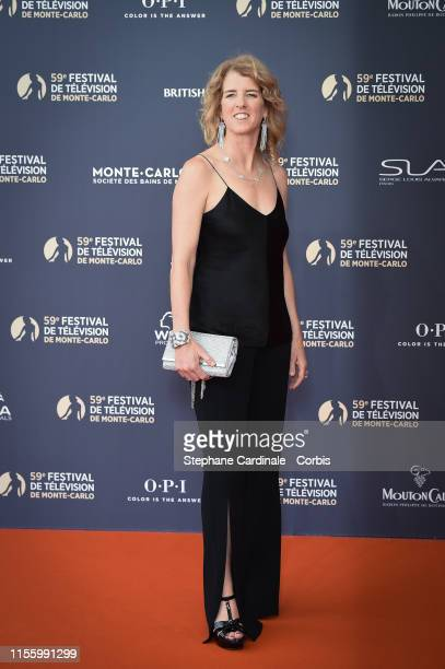 Rory Kennedy attends the opening ceremony of the 59th Monte Carlo TV Festival on June 14, 2019 in Monte-Carlo, Monaco.