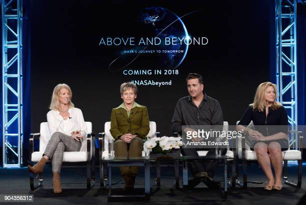 Rory Kennedy director/producer/narrator Peggy Whitson Space Shuttle and ISS Astronaut Adam Steltzner Chief Engineer NASA Jet Propulsion Laboratory...