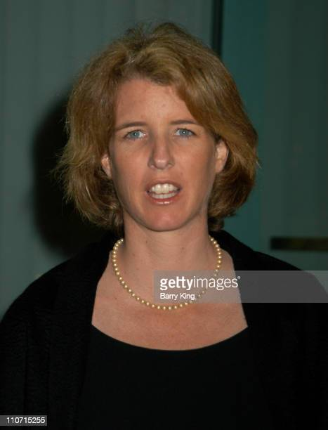 Rory Kennedy during Academy Of Television Arts & Sciences Presents TV Cares: Ribbon Of Hope Celebration 2004 at Leonard H. Goldenson Theatre in North...