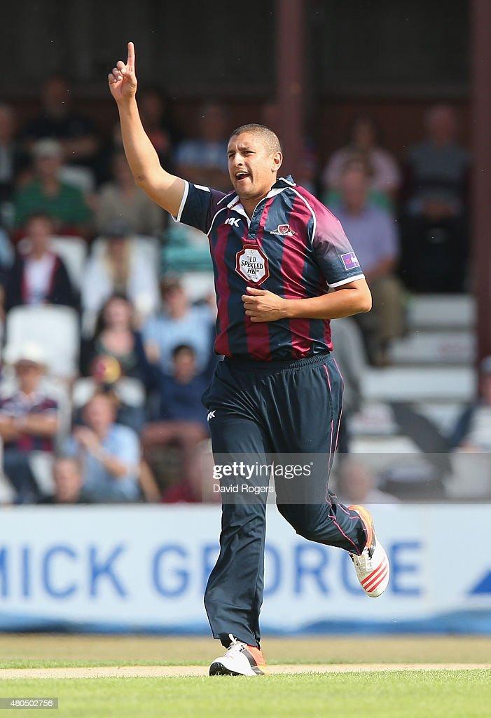Northamptonshire v Leicestershire - NatWest T20 Blast