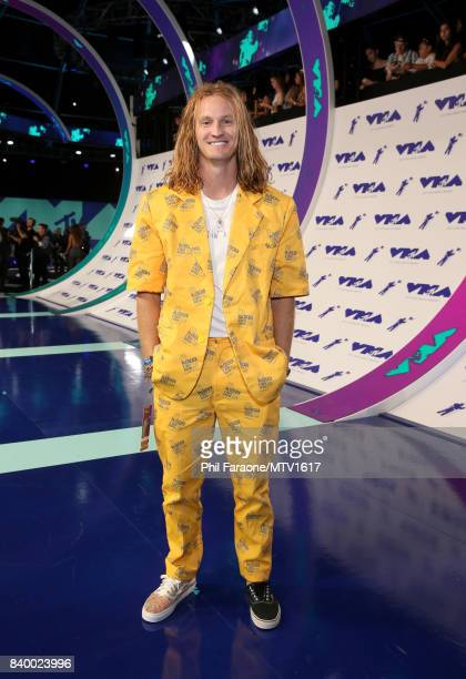 Rory Kramer during the 2017 MTV Video Music Awards at The Forum on August 27 2017 in Inglewood California