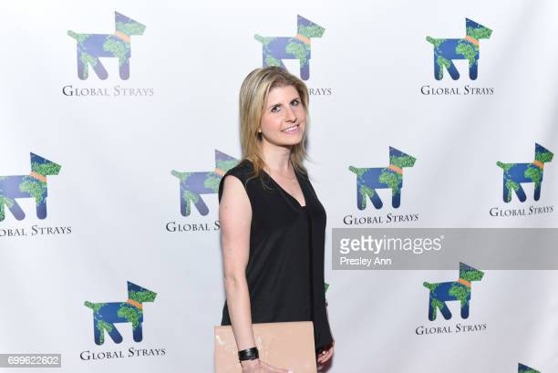 Rory Lipman attends Elizabeth Shafiroff and Lindsey Spielfogal Host the First Annual Global Strays Fund Raising Party at Rumpus Room on June 21 2017...