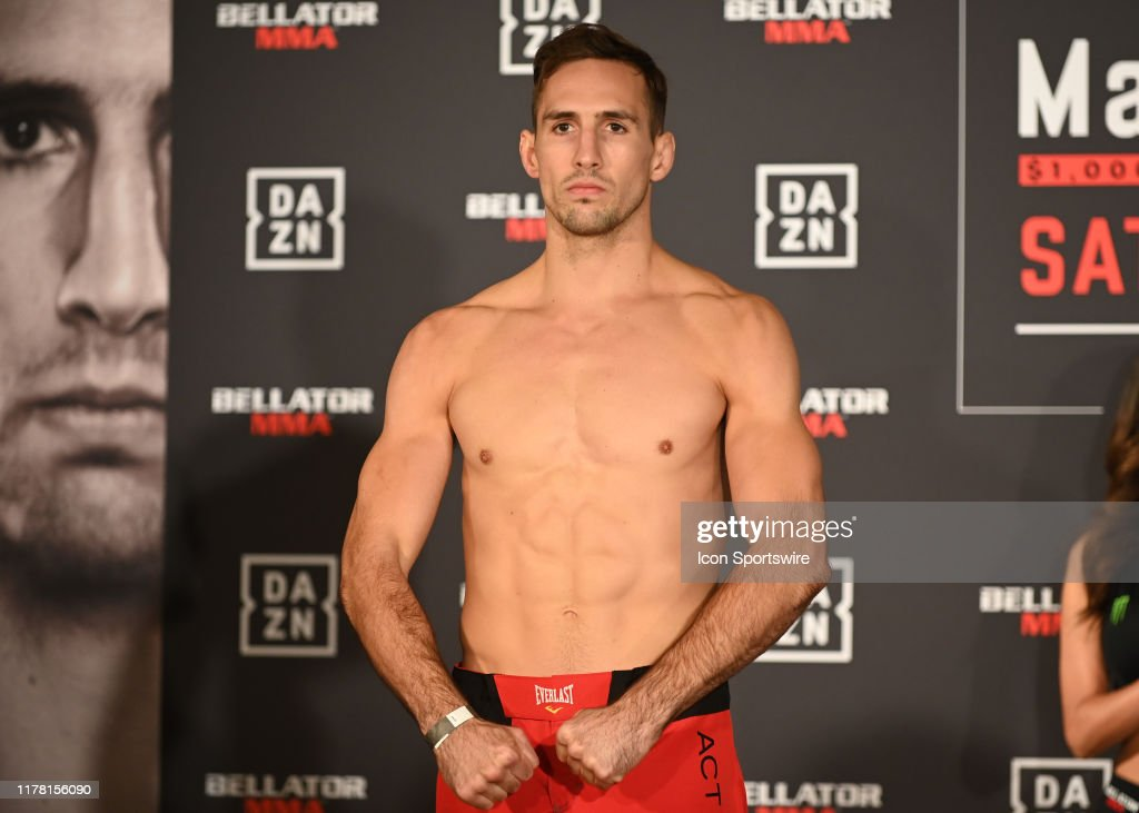 MMA: OCT 25 Bellator 232 : News Photo