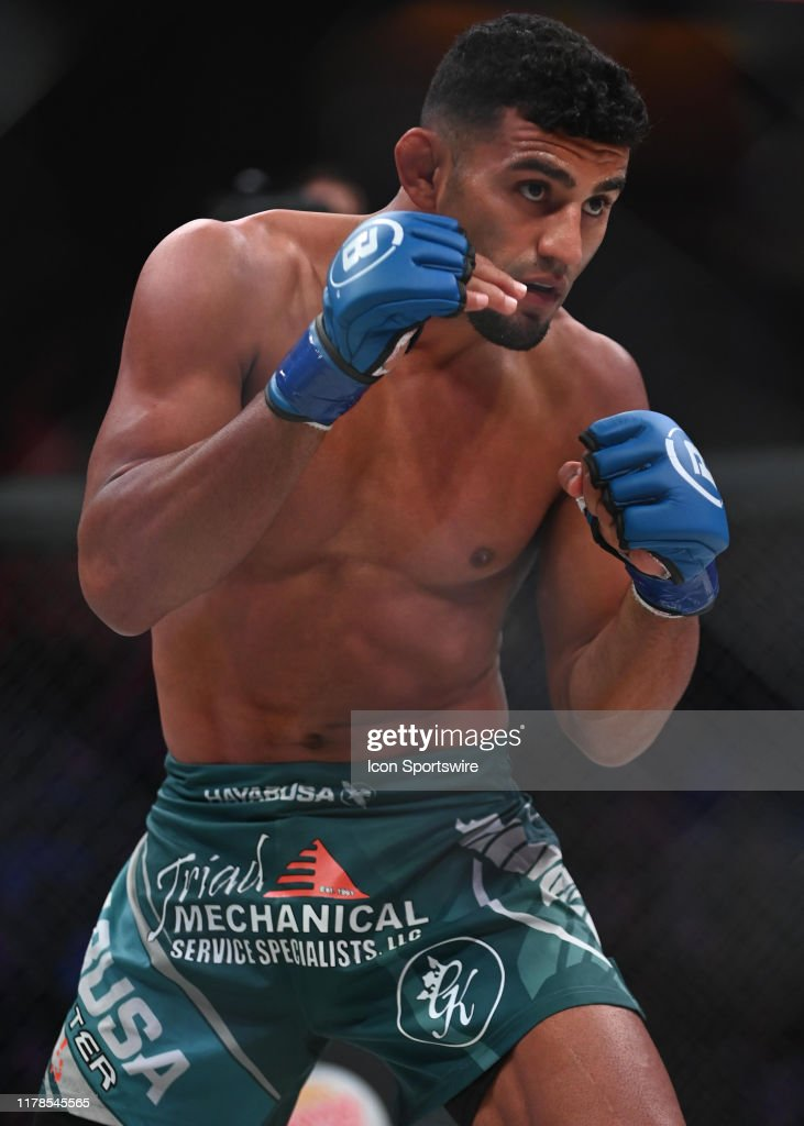 MMA: OCT 26 Bellator 232 : News Photo