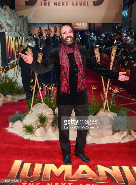 Rory McCann at the UK Premiere of JUMANJI THE NEXT LEVEL at Odeon IMAX Waterloo on December 05 2019 in London England