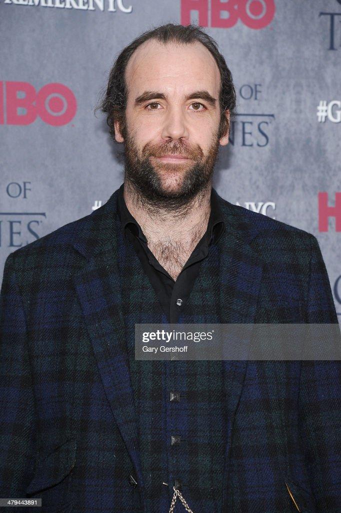 """Game Of Thrones"" Season 4 New York Premiere - Arrivals : News Photo"