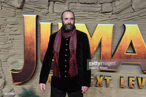 Rory McCann attends the Jumanji The Next Level UK Film Premiere at BFI Southbank on December 05 2019 in London England