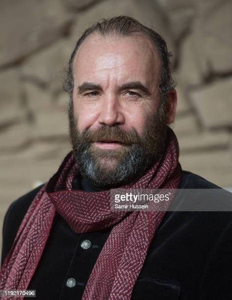 """Rory McCann attends the """"Jumanji: The Next Level"""" UK Film Premiere at BFI Southbank on December 05, 2019 in London, England."""