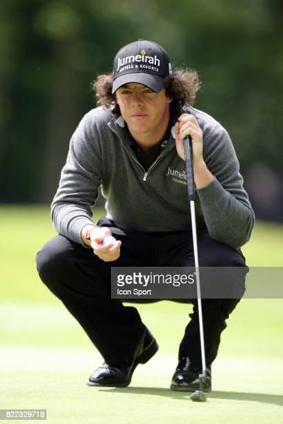 Rory McIlroy BMW PGA Championship Golf The Wentworth Club Surrey