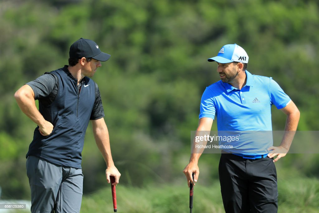 World Golf Championships-Dell Match Play - Preview Day 2 : News Photo